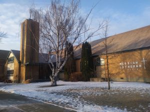 Messiah Lutheran Church, Camrose, Alberta, Canada