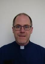 Pastor Calvin Skriver at Messiah Lutheran Camrose