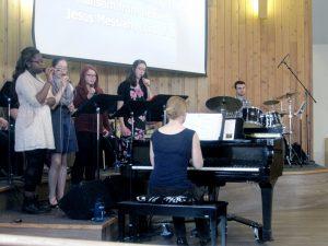 Messiah's Worship Band