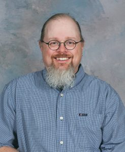 Lowell Dahlman Messiah Lutheran Camrose