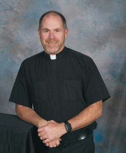 Pastor Calvin Skriver Messiah Lutheran Camrose